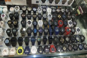 Incheon Airport Affordable G-Shock Watches