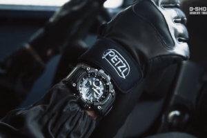 Unidade Especial de Polícia (UEP) x G-Shock GWG-100
