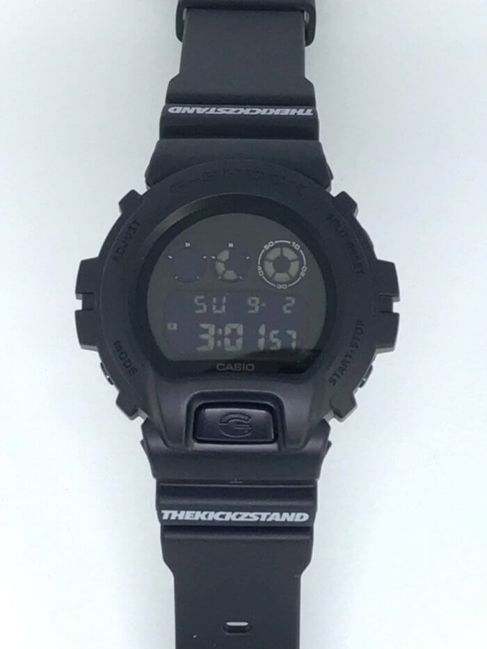 The Kickz Stand x G-Shock DW-6900 Collaboration Watch