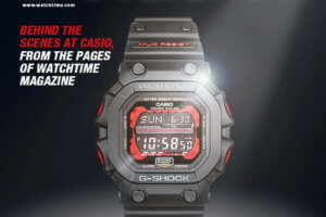 WatchTime Casio Spotlight Magazine