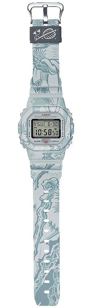 G-Shock DW-5600SLG-7 Hotei Band