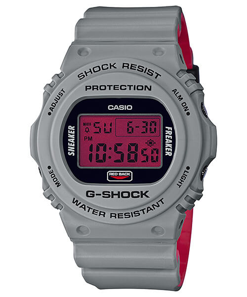 Sneaker Freaker x G-Shock DW-5700SF-1 2018 Collaboration Watch