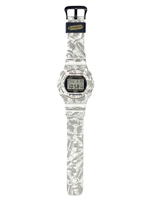 G-Shock DW-5700SLG-7 Band
