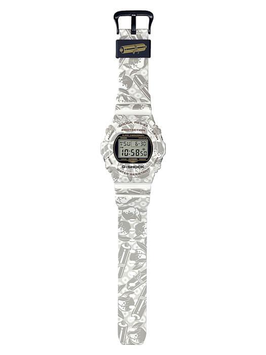 G-Shock DW-5700SLG-7 Band