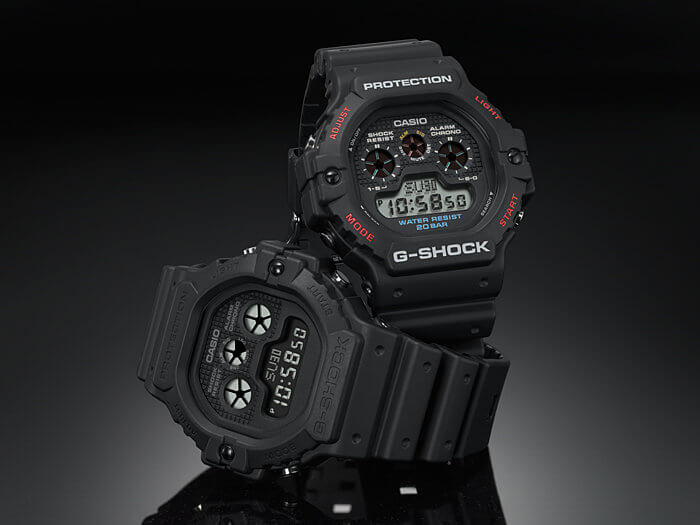 95786e2262afe G-Shock DW-5900 Revival with DW-5900-1 and DW-5900BB-1 – G-Central G ...
