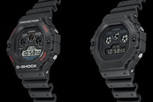 G-Shock DW-5900-1 DW-5900BB-1 DW-5900 Revivial