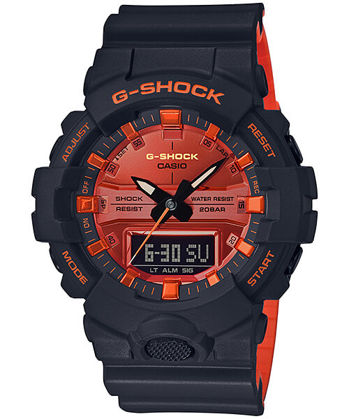 G-Shock GA-800BR-1AJF
