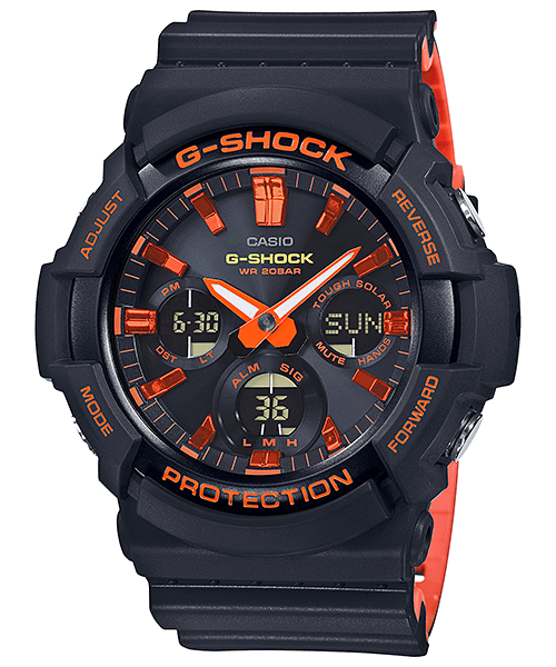 G-Shock GAS-100BR-1A