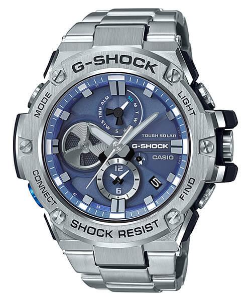 G-Shock G-STEEL GST-B100D-2A