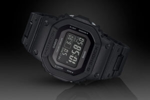 G-Shock GWB5600BC-1B Tough Solar, Bluetooth, Multi-Band 6