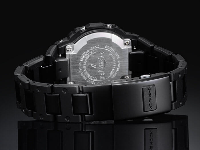 G-Shock GWB5600BC-1B Resin-Link Composite Band