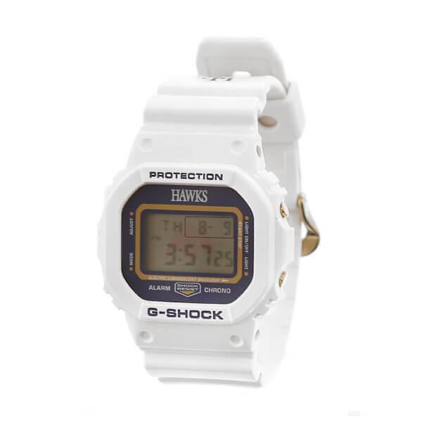 Fukuoka SoftBank Hawks x G-Shock DW-5600 Collaboration Watch