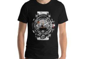 gshockhighfashion mudmaster t-shirt