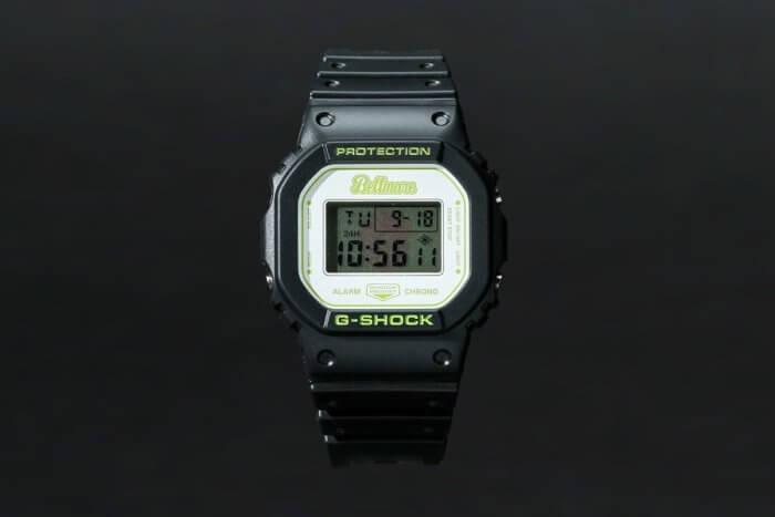 G-Shock DW-5600 x Shonan Bellmare 50th Anniversary Collaboration Watch
