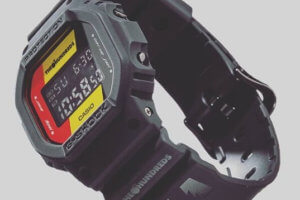 The Hundreds x G-Shock DW-5600 2018