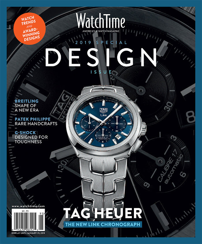 WatchTime Special Design Issue 2019 G-Shock