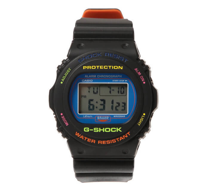 Beams x G-Shock DW-5750BE-1JR Collaboration Watch