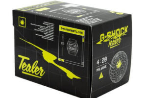 """Tealer x G-Shock DW-5600BBTL-1ER """"4:20 Malware"""" Edition"""