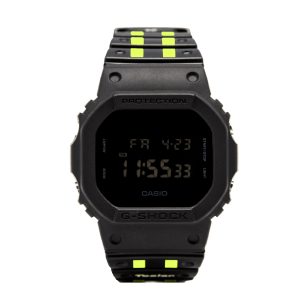 Tealer x DW-5600BBTL-1ER 4:20 Malware Collaboration Watch