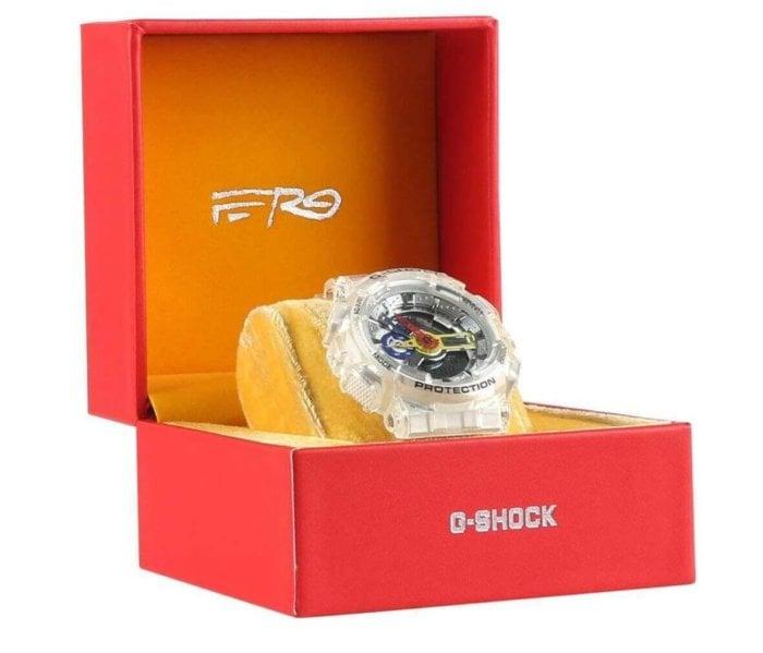 A$AP Ferg x G-Shock GA-110FRG-7AER Case