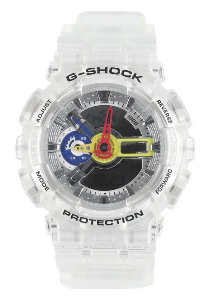A$AP Ferg x G-Shock GA-110FRG-7AER Collaboration Watch 2018