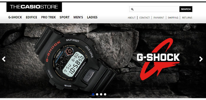 G-Shock and Pro Trek at TheCasioStore on eBay