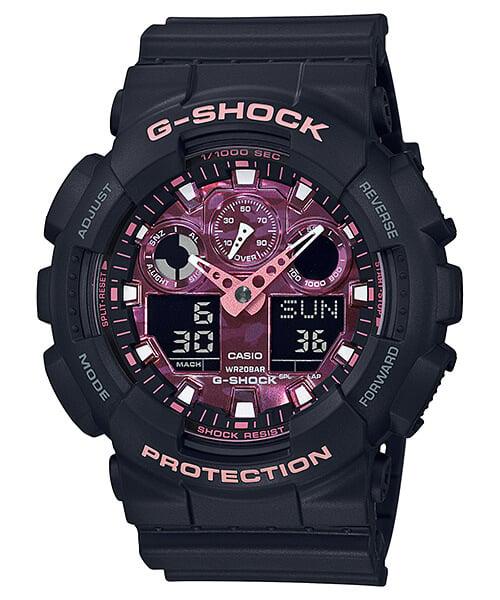G-Shock GA-100TCB-1A