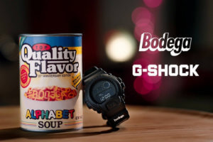 Bodega x G-Shock DW-6900 Collaboration for 35th Anniversary