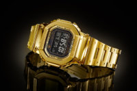 Pure Gold Dream Project G-Shock Limited Edition for 2019