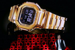 Pure Gold Dream Project G-Shock Limited Edition (35 pieces) for 2019
