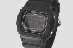 Margaret Howell (MHL) x G-Shock G-5600 2018-2019