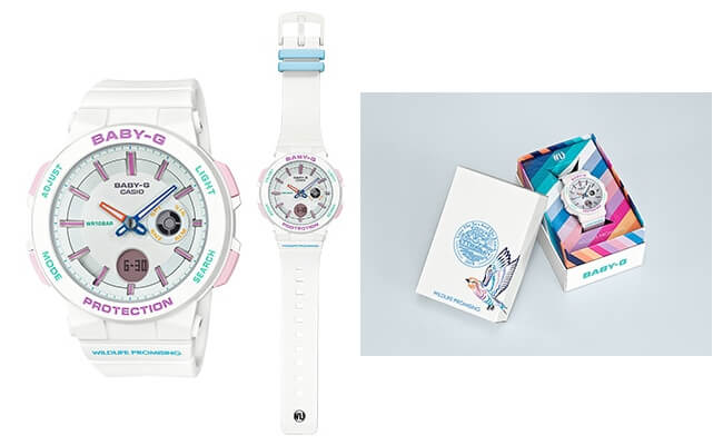 Baby-G BA-255WLP-7A Love The Sea And The Earth 2019