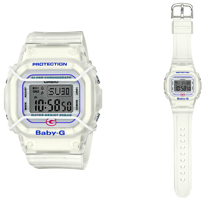 Casio BABY-G BGD-525-7 for 25th Anniversary