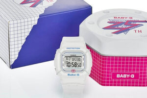 Baby-G BGD-525 with Box and Case