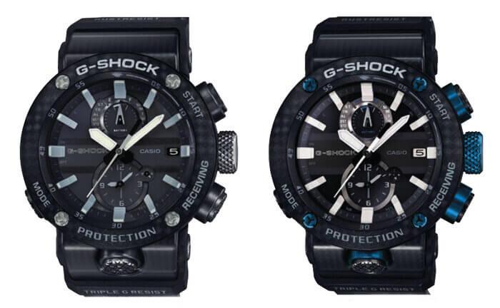 Casio G-Shock GWR-B1000 Gravitymaster GWR-B1000-1A GWR-B1000-1A1 Carbon Monocoque Case
