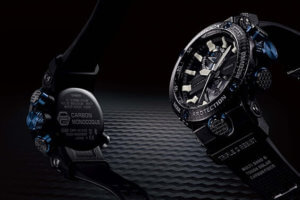 GWR-B1000 Gravitymaster Carbon Monocoque Case Back