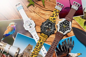 Casio G-Shock & Baby-G Wildlife Promising