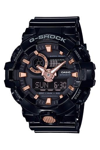 G-Shock GA-710GBX-1A4