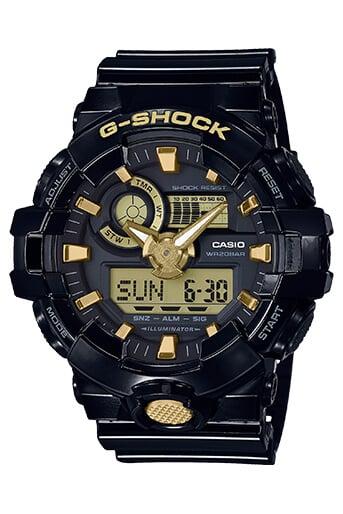 G-Shock GA-710GBX-1A9