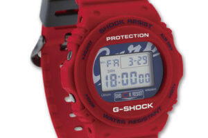 Hiroshima Carp x G-Shock DW-5750 for 2019