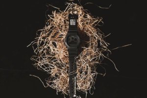 Alien Evolution Studio x G-Shock G-Shock DW-5900BBAES-1DR Collaboration Watch for 10th Anniversary
