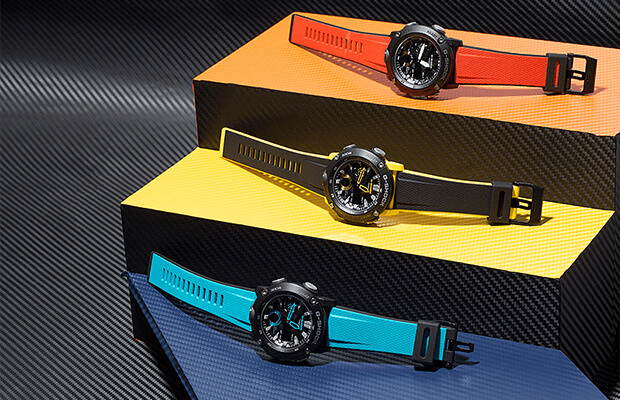G-Shock GA-200 bands
