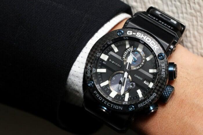 G-Shock GWR-B1000 Gravitymaster Wrist Shot