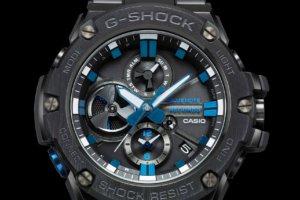 Blue Note Records x G-Shock G-STEEL GSTB100BNR-1A