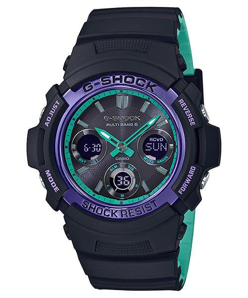 G-Shock AWG-M100SBL-1A