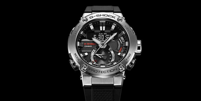 G-Shock G-STEEL GST-B200 with Carbon Core Guard