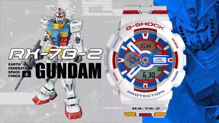 GA-110TR-7APRGD RX-78-2 Gundam Robot
