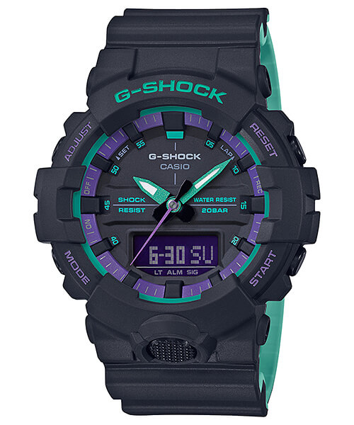 G-Shock GA-800BL-1A