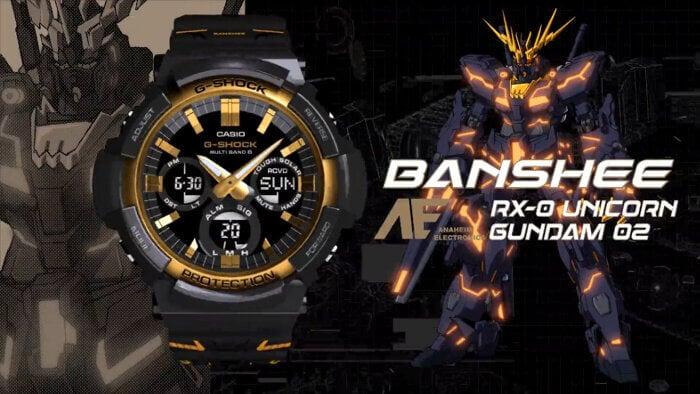 GAW-100G-1APRGD RX-0 Unicorn Gundam 02 Banshee Robot