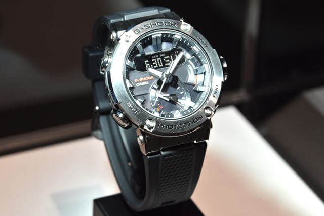 G Shock G Steel Gst B200 Carbon Core Tough Solar Bluetooth G